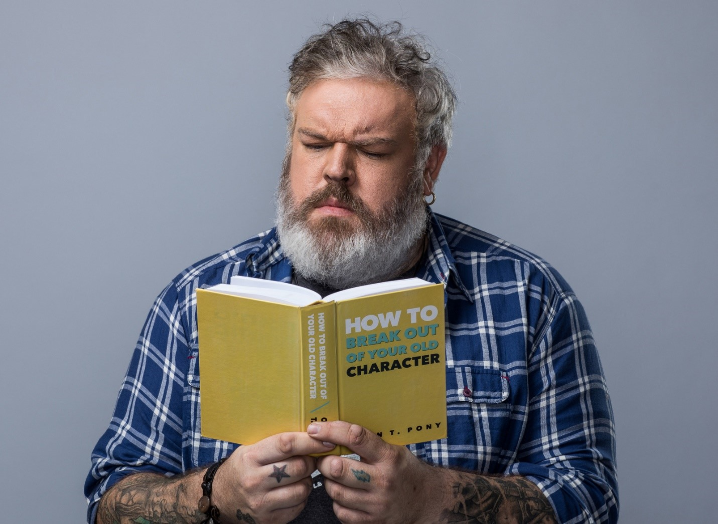 The Power of HODL with Kristian Nairn