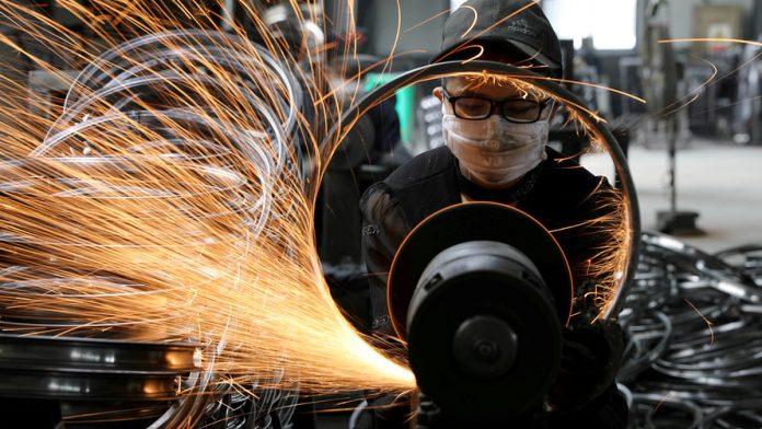 China's manufacturing PMI